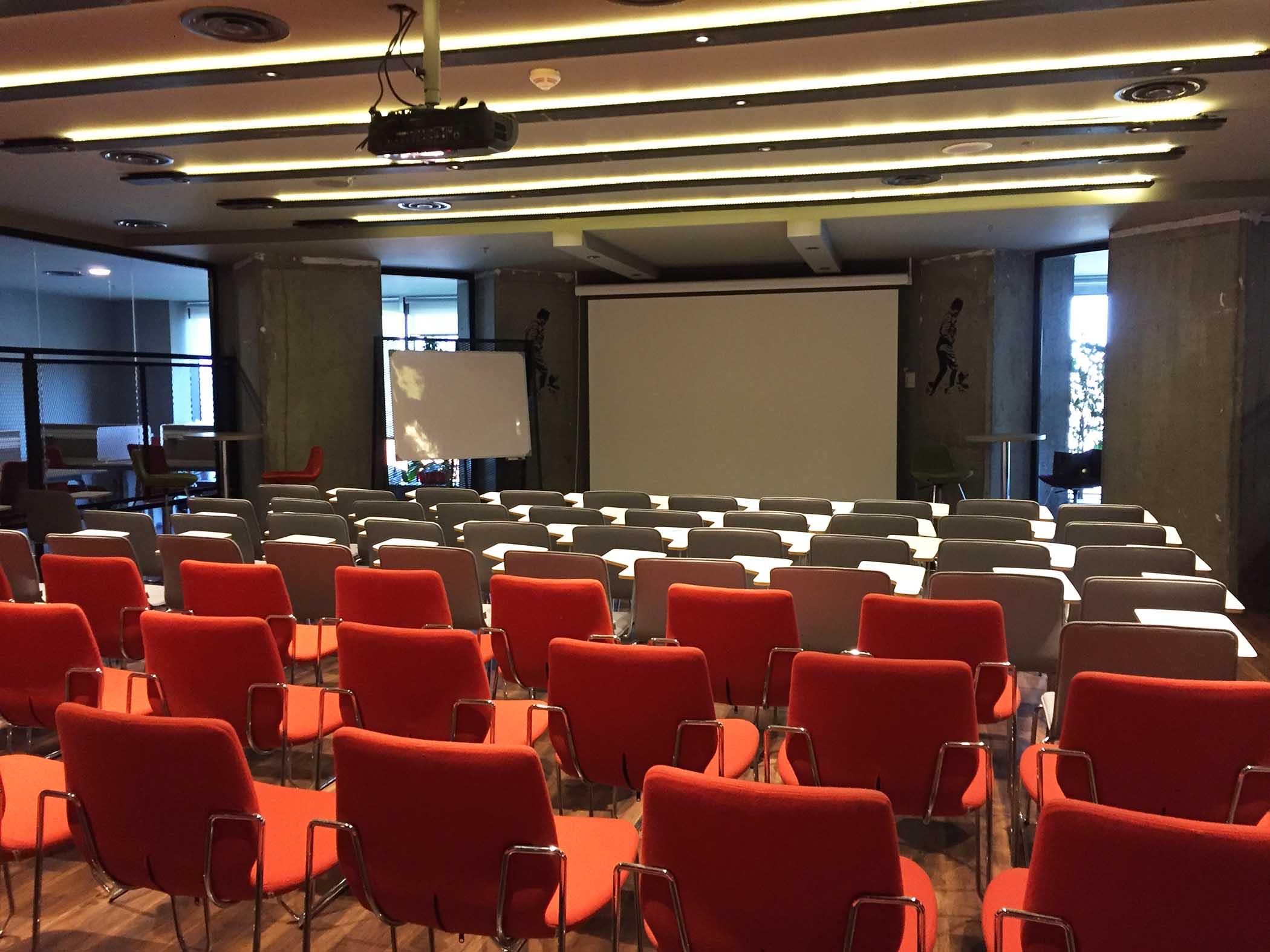Uranus Patent Seminar Hall